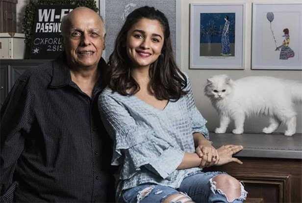 Mahesh Bhatt calls Alia Bhatt 'Gundi' after watching the Gully Boy trailer