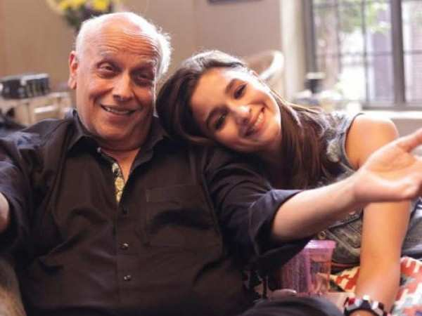 Mahesh Bhatt calls Alia Bhatt 'Gundi' after watching the Gully Boy trailer