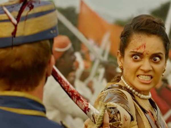 Manikarnika has a good run at the box-office during weekdays as well