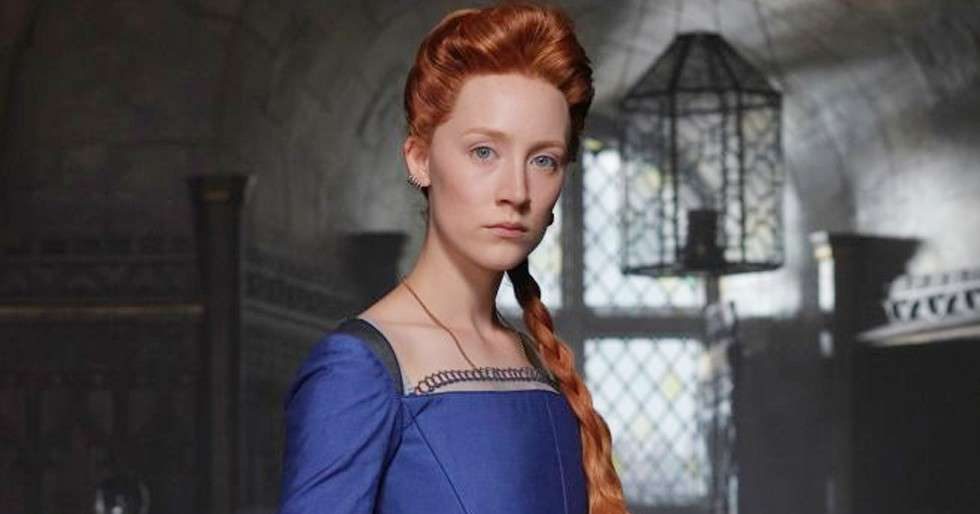 Movie Review: Mary Queen of Scots