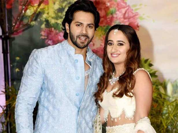 Natasha Dalal begins preps for her much-awaited wedding with Varun Dhawan