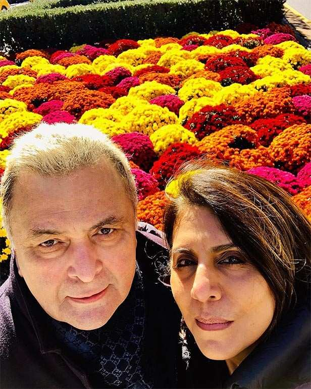 Neetu Kapoor tells what happens after 38 years of marriage with Rishi Kapoor