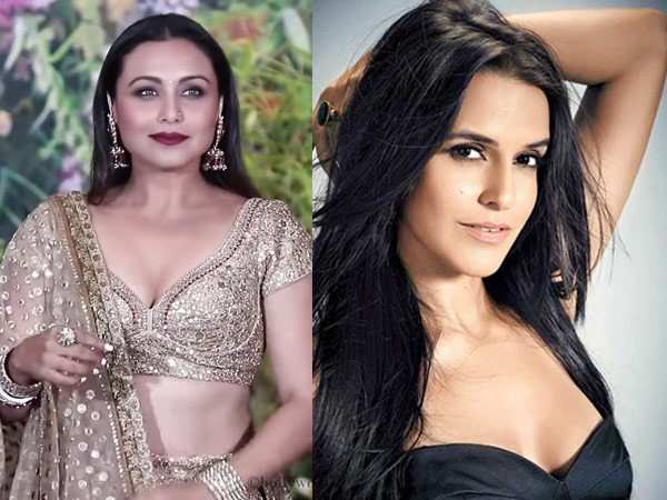 Neha Dhupia reacts to Rani Mukerji's comments on Me Too