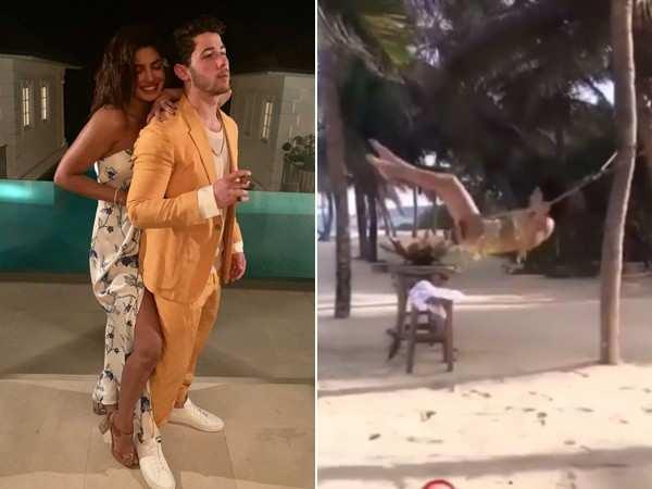 Hot! Priyanka Chopra and Nick Jonas' honeymoon pictures from the Caribbean