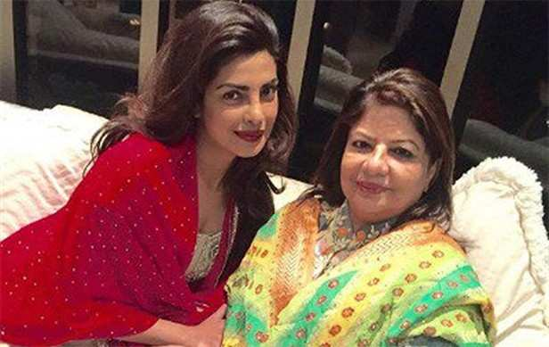 Priyanka Chopra on why mom Madhu Chopra was upset at her wedding