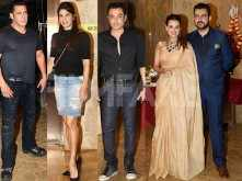 Salman Khan, Jacqueline Fernandez attend Ramesh Taurani's birthday
