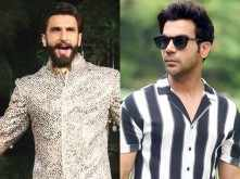 You can't afford to miss Ranveer Singh and Rajkummar Rao's Twitter banter