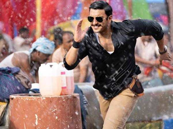 Ranveer Singh' Simmba is still going strong at the box-office