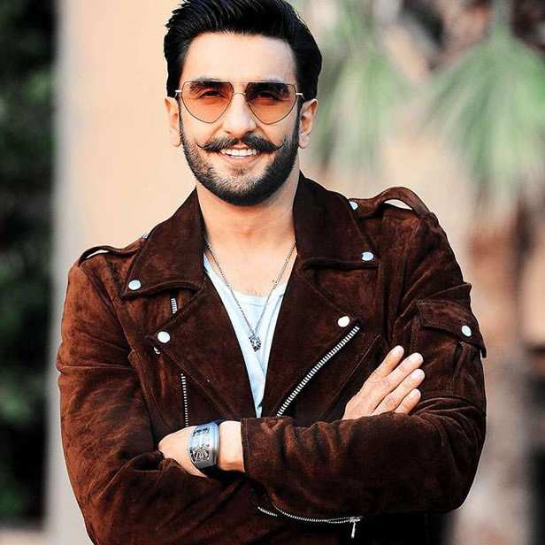 Ranveer Singh's single point agenda is to be the best entertainer