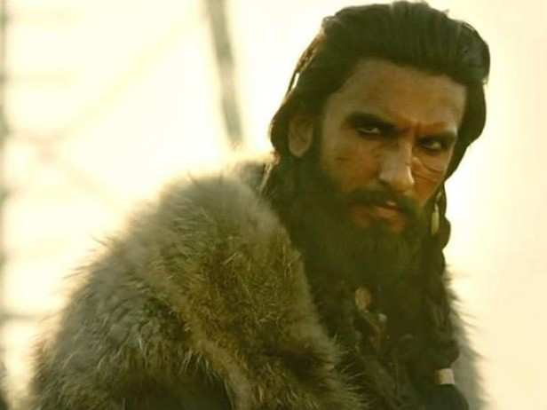 Ranveer Singh wasn't the first choice to play Khilji in Padmaavat