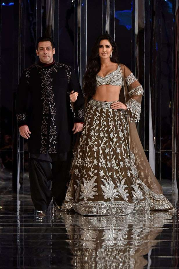 Salman Khan, Aamir Khan, Katrina Kaif