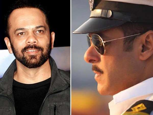 Salman Khan to do a film with Rohit Shetty?
