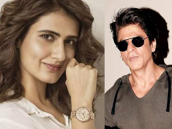 Fatima Sana Sheikh may star opposite Shah Rukh Khan in Salute