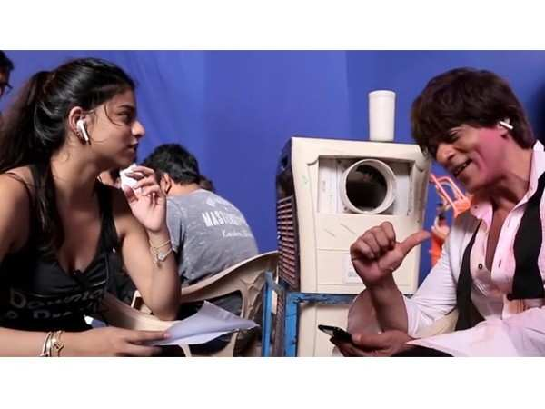 Exclusive! Shah Rukh Khan reveals Suhana was his assistant director in Zero