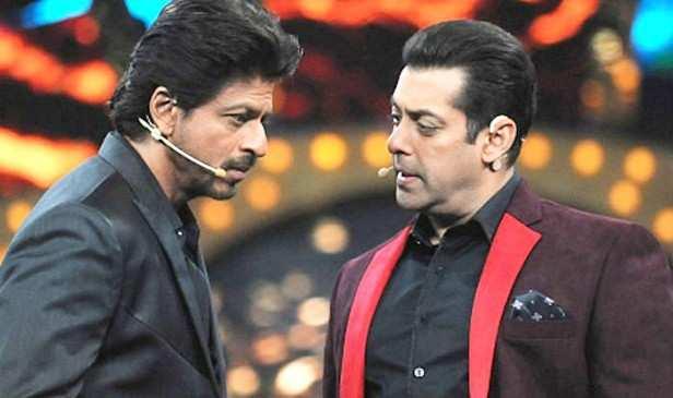 SLB, Salman Khan, Shah Rukh Khan
