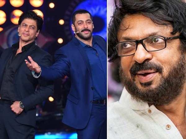 Sanjay Leela Bhansali planning a film with Shah Rukh Khan and Salman Khan?