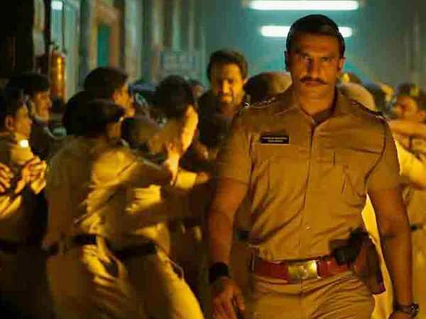 Simmba enters the 200 crore club at the box-office