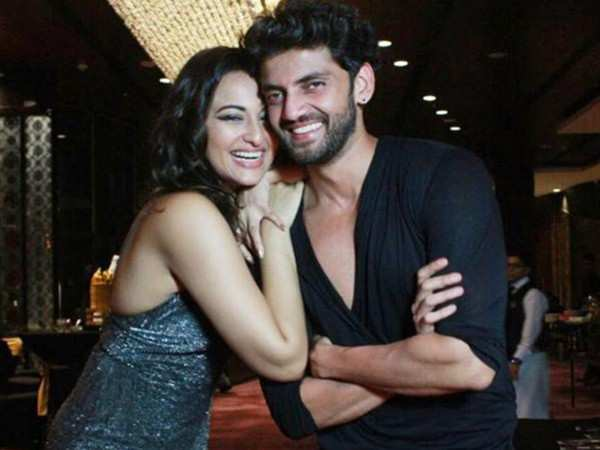 Sonakshi Sinha dating upcoming debutant Zaheer Iqbal?