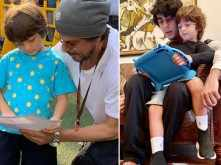 Shah Rukh Khan reveals the playboys' mantra with these pictures
