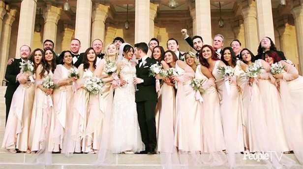 This Is What Nick Jonas Gave Priyanka Chopra's Bridesmaids