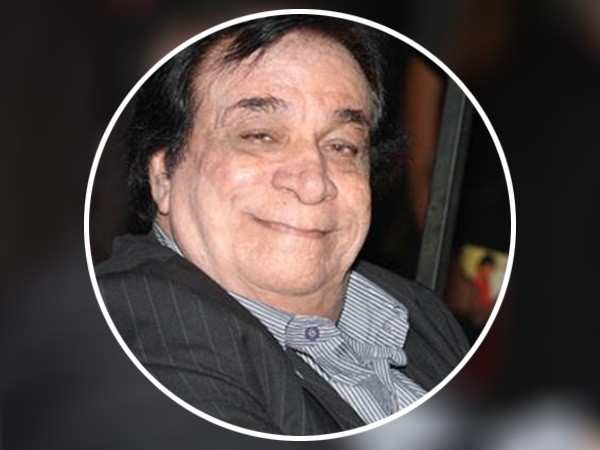 Bollywood veteran Kader Khan passes away at 81