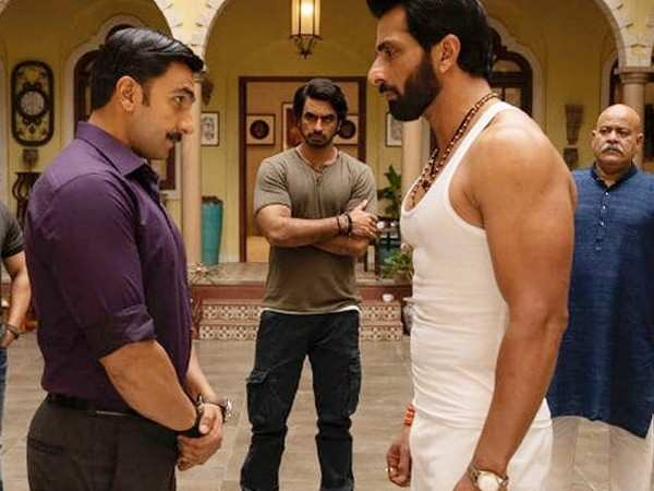 Ranveer Singh and Sara Ali Khan's Simmba rocks the box-office