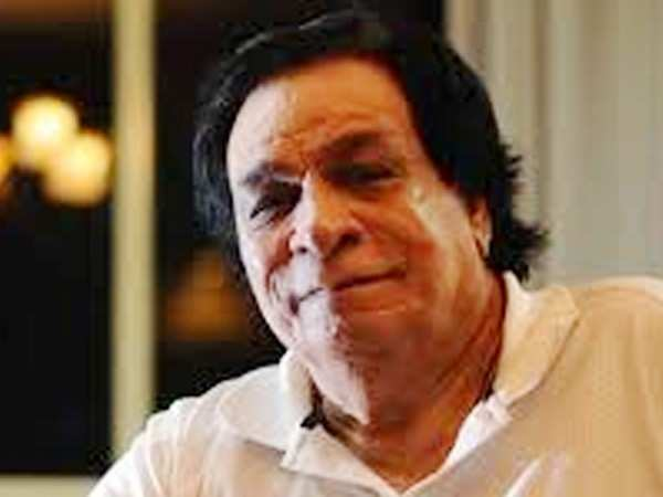 Exclusive: Excerpts from Filmfare's last interview with late Kader Khan