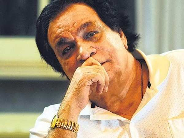 Kader Khan's funeral to happen today, mortal remains to be buried in Canada