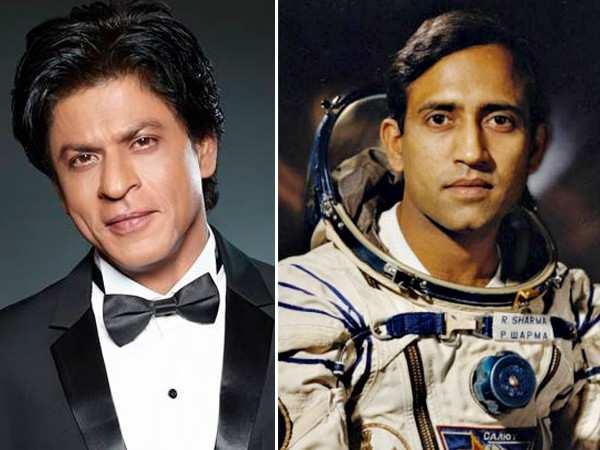 Shah Rukh Khan to begin shooting for Rakesh Sharma biopic in February