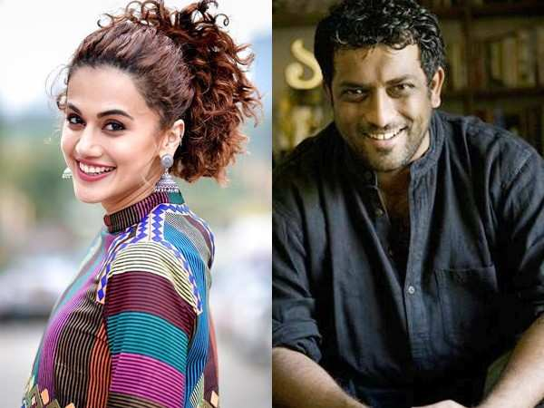 Has Taapsee Pannu walked out of Anurag Basu's next?