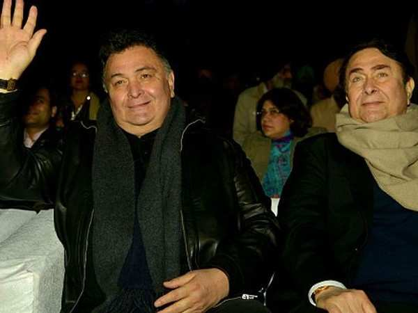 Randhir Kapoor gives an update on brother Rishi Kapoor's health