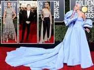 Top 20 looks from the 76th Golden Globes Awards