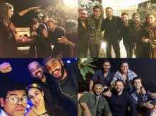 Pictures and videos! All that happened inside Simmba's success bash