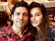 Just in: Farhan Akhtar and Shibani Dandekar are engaged now
