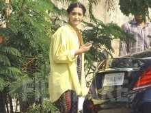On-set update: Sonam Kapoor spotted shooting for The Zoya Factor
