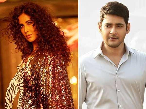 Katrina Kaif denies doing a film opposite Mahesh Babu