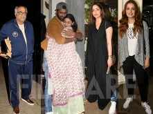 Alia Bhatt, Dia Mirza, Boney Kapoor watch Vicky Kaushal – Yami Gautam's Uri