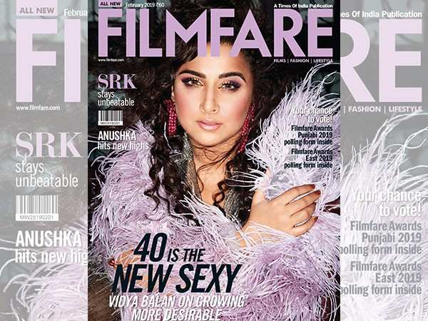 "Exclusive! ""Women get better with age because they care less"" – Vidya Balan"