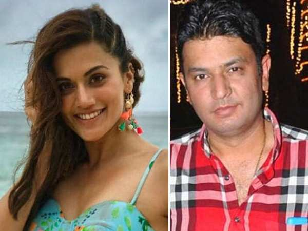 """We never made any commitment to Taapsee"" - Pati Patni Aur Woh producers"