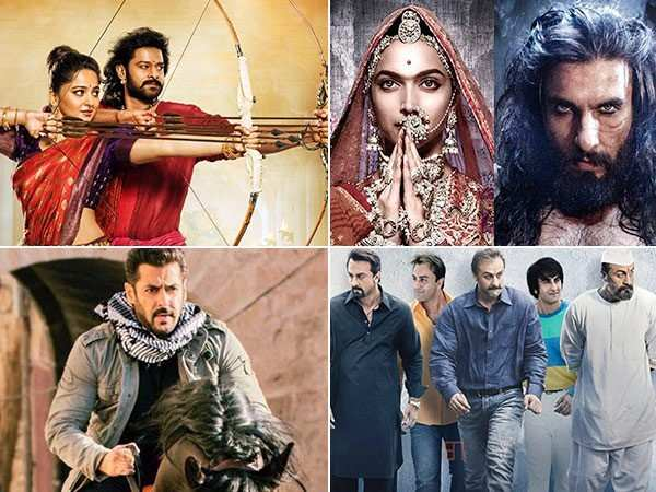 10 Highest Grossing Indian Movies Of All Time