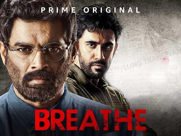 indian web series breathe