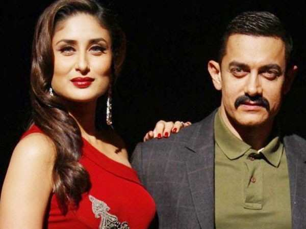 Kareena Kapoor Khan and Aamir Khan to have four different looks in the Hindi remake of Forrest Gump?