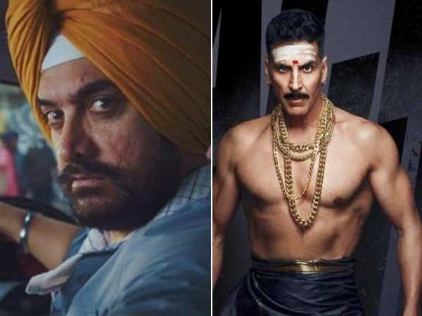 Aamir Khan and Akshay Kumar to clash at the box-office next Christmas