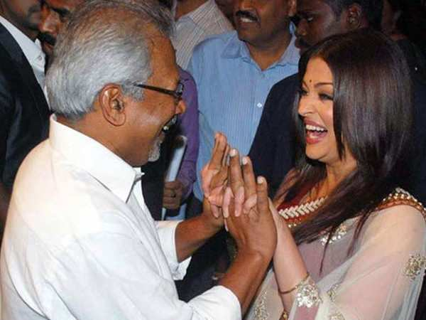 Aishwarya Rai Bachchan on reuniting with Mani Ratnam