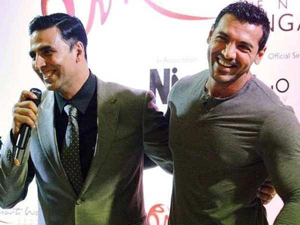John Abraham on locking horns with Akshay Kumar at the box-office