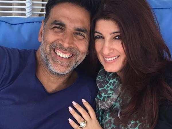 """My wife has been a very big help in my career"" – Akshay Kumar"