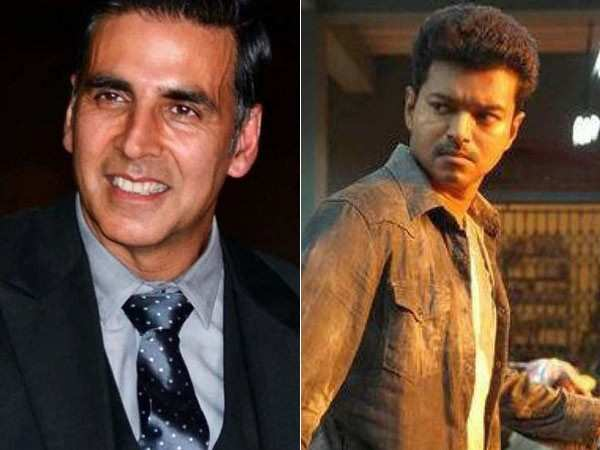 Akshay Kumar to reunite with Mission Mangal director for the Hindi remake of Kaththi