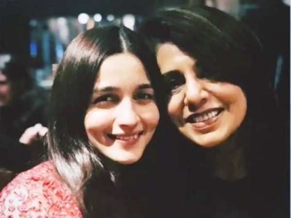 Alia Bhatt has the sweetest birthday wish for Neetu Kapoor