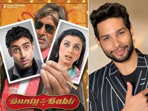 Amitabh Bachchan and Siddhanth Chaturvedi to star in Bunty Aur Babli 2?
