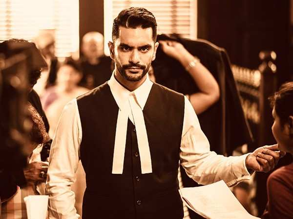 Exclusive: Angad Bedi on playing a Lawyer in The Verdict, daughter Mehr Bedi and more